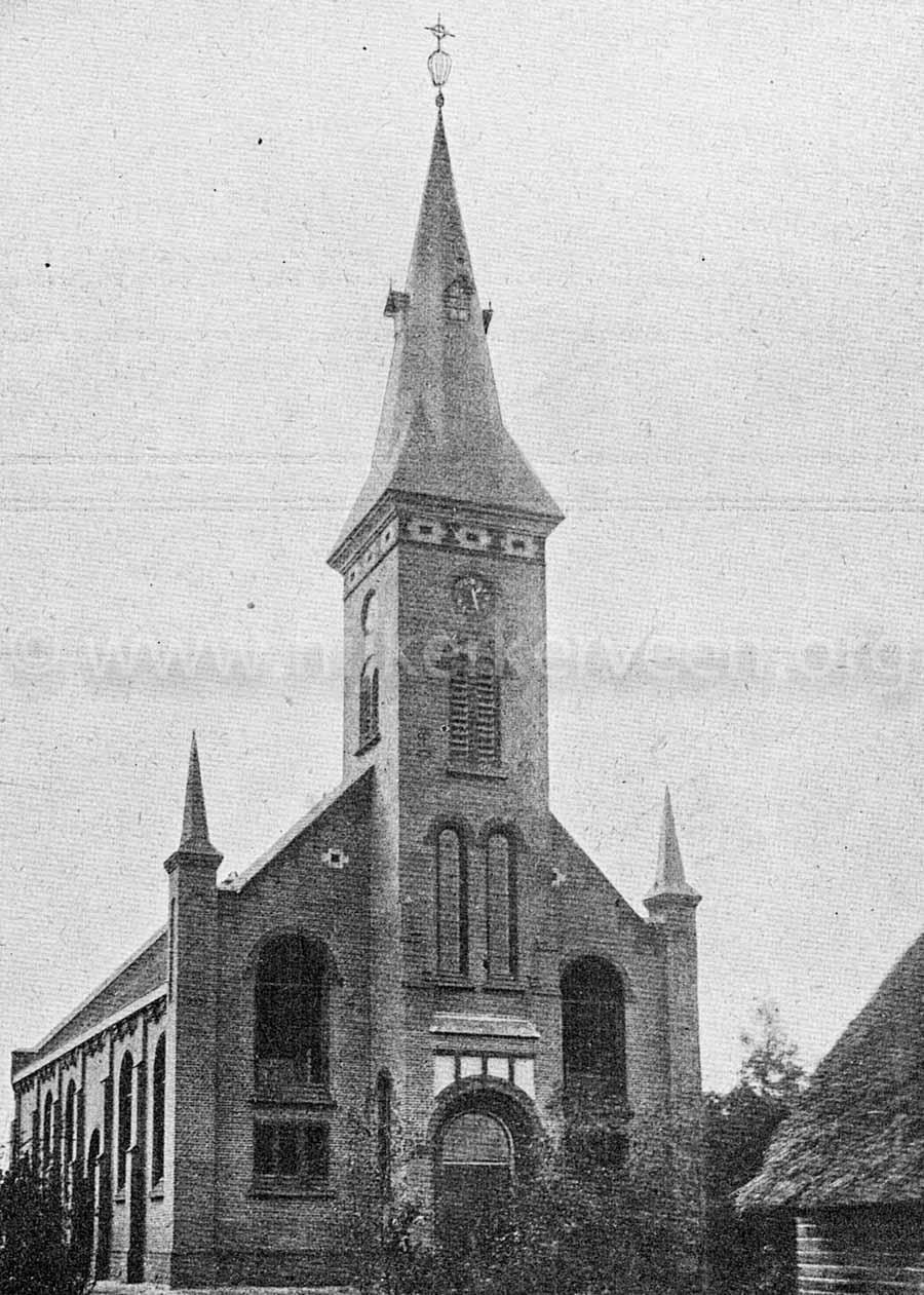Grote Kerk Nijkerkerveen