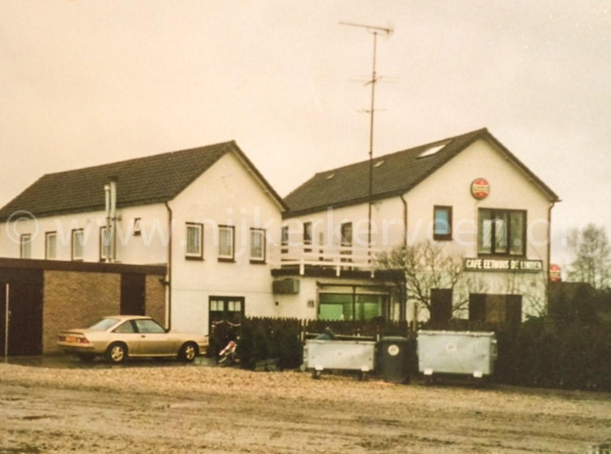 Chauffeurscafe De Linden Nijkerkerveen
