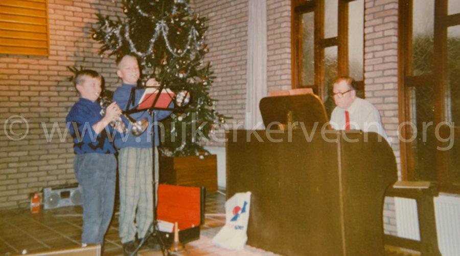 Wim Ruitenbeek en Hugo Doornhof