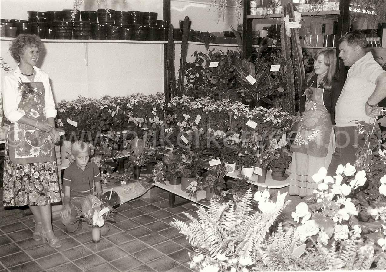 Bloemenhandel Arie Ham