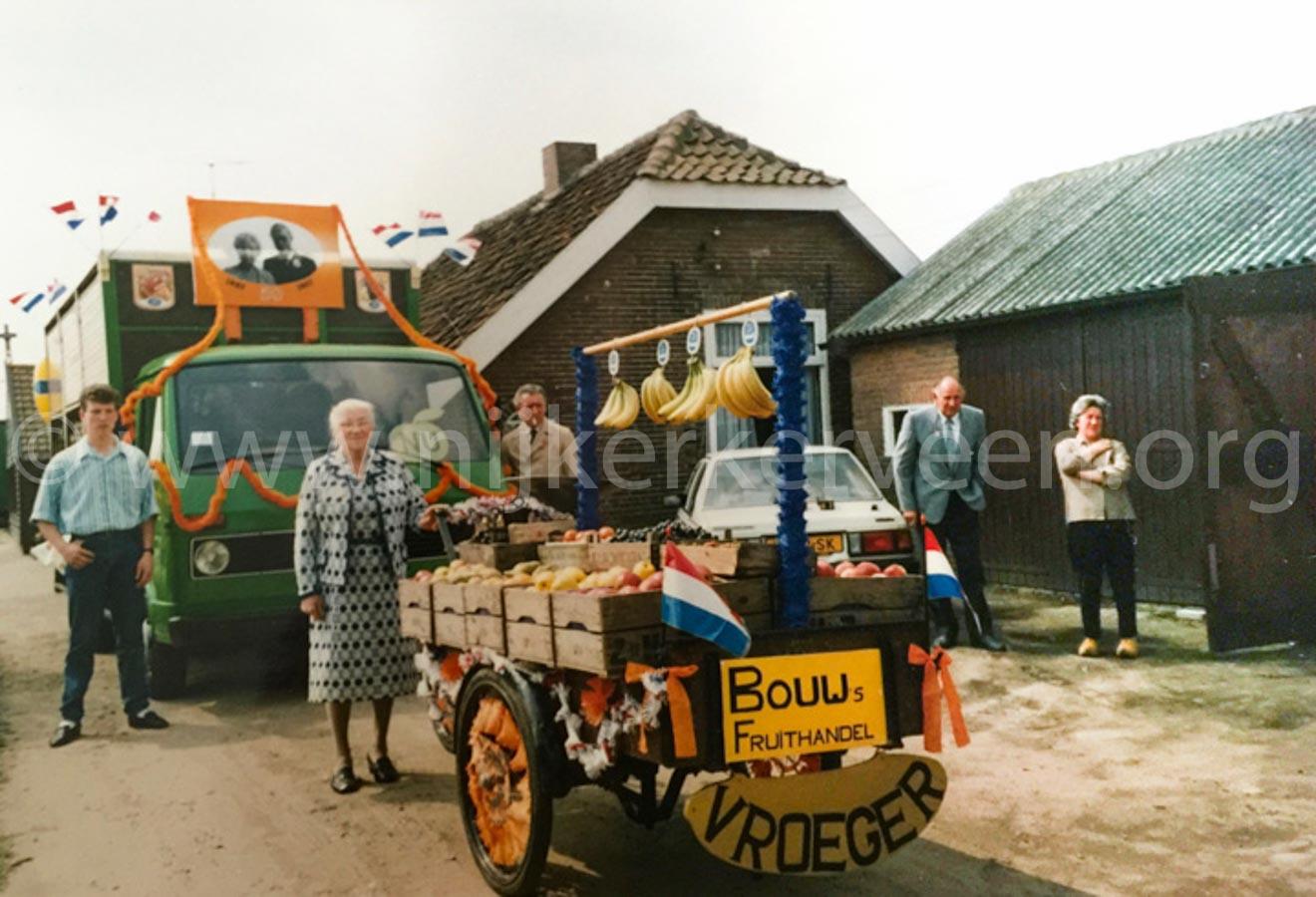 Groentehandel Bouw Nijkerkerveen