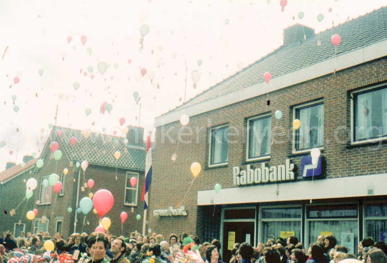 Koninginnedag in Nijkerkerveen-2