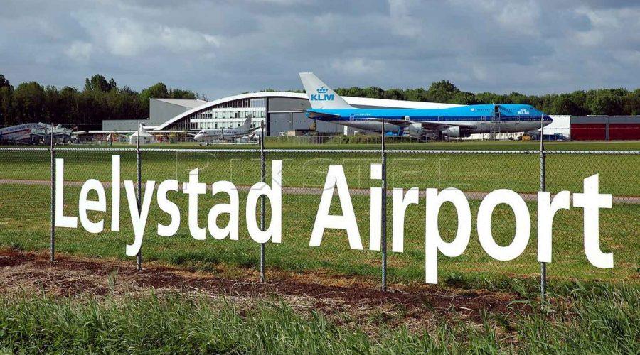 Vliegveld Lelystad