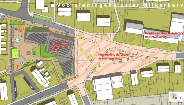 32 nieuwe woningen in Centrum Nijkerkerveen