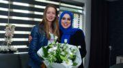 Suela en Meredith (NCC) Nederlands kampioen