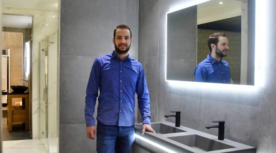 Badkamer Showroom Nijkerk : Vernieuwde tegelstudio nijkerk nu ook met sanitairshowroom de