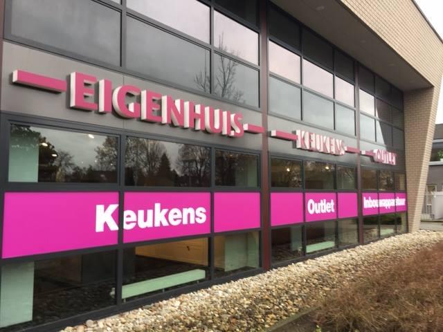 Eigenhuis Keukens Hoevelaken : De inbouwhal heet nu eigenhuis keukens outlet de veense courant online