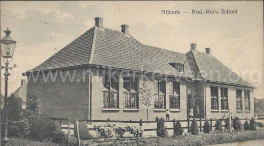 Hervormde Schoolvereniging (HSN) bestaat 100 jaar - De ...