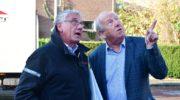 Overlast: Gerard van den Tweel controleert twee keer per week winkelcentrum Paasbos