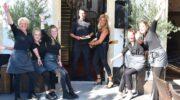 'Diner 't Koetshuis' geopend door Lars en Belinda Hartog