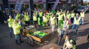 Veel afval opgeruimd tijdens World Cleanup Day