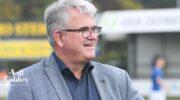 Voorzitter Johan Evers volledig in zijn element bij Sparta Nijkerk: 'Er is een grote mate van respect'