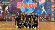 Groep WHOOP van Badabounce Nederlands Kampioen