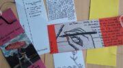 Woensdag 21 oktober boekenleggers maken in Museum Nijkerk