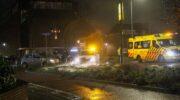 Fietser gewond op Frieswijkstraat