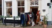Geen Black Friday maar re-use kleding bij Willemijn