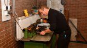 Henk Ridder helpt getroffenen overstroming Duitsland