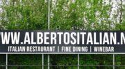 Veensche Boys sponsor van de maand: Alberto's Italian