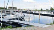 Extra steigers De Zuidwal bijna gereed
