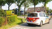 Fietsster gewond bij aanrijding op kruising Hogebrinkerweg