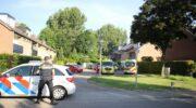 Hulpdiensten in actie voor incident op Steenbeek