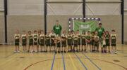 Basketbalinternationals brengen Nijkerkse kids skills bij