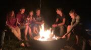 Explorers Scouting Hiawatha op zomerkamp in Tsjechië