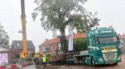 Nijkerkerveen: Opeens vliegt een boom door de lucht
